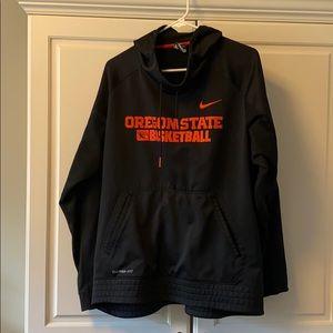 Nike Oregon State Basketball hooded sweatshirt